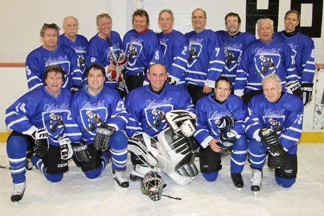 2010 - 2011 Gold Division Champions