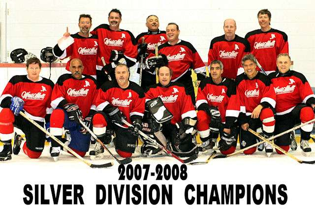 2007 - 2008 Silver Division Champions